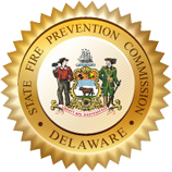 State Fire Prevention Commission seal