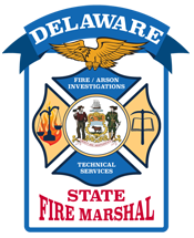 Picture of the State Fire Marshal seal