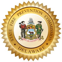 Picture of the State Fire Prevention Commission seal